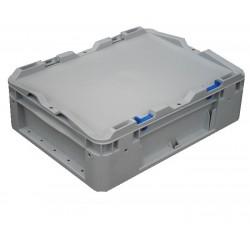Silverline 40x30x13 grijs