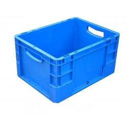 Silverline 40x30x22 blauw
