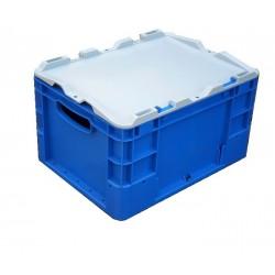 Silverline 40x30x23 blauw