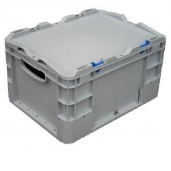 Silverline 40x30x23 grijs