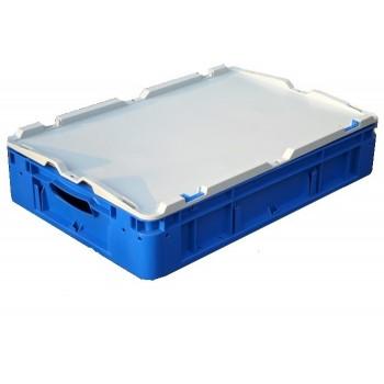 Silverline 60x40x13 blauw