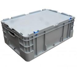 Silverline 60x40x23 grijs