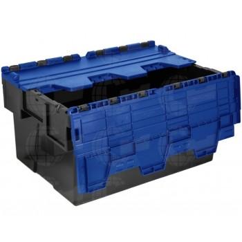 Distributiebak 60x40x31 blauw
