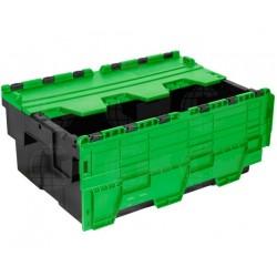 Distributiebak 60x40x25 groen