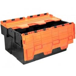 Distributiebak 60x40x31 oranje