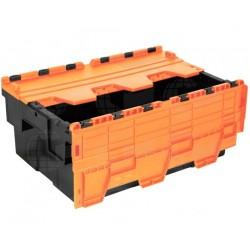 Distributiebak 60x40x25 oranje