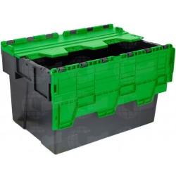 Distributiebak 60x40x36 groen