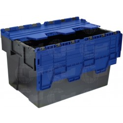Distributiebak 60x40x36 blauw