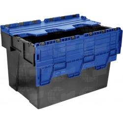 Distributiebak 60x40x40 blauw