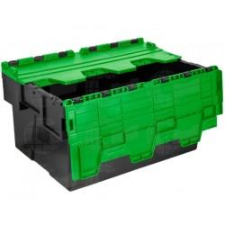 Distributiebak 60x40x31 groen