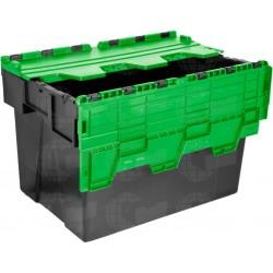 Distributiebak 60x40x40 groen