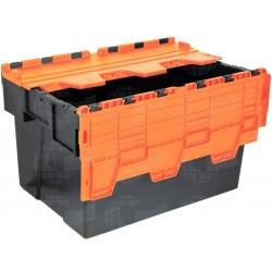 Distributiebak 60x40x36 oranje