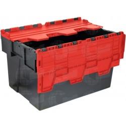 Distributiebak 60x40x36 rood