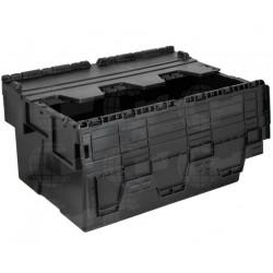 Distributiebak 60x40x31 zwart