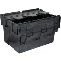 Distributiebak 60x40x36 zwart