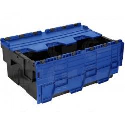 Distributiebak 60x40x25 blauw