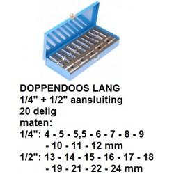 DOPPENDOOS lang 20delig
