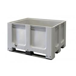 Palletbox grijs