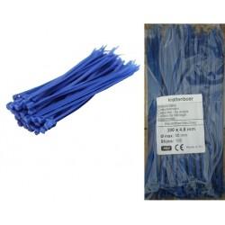 Kabel blauw 200x4,8