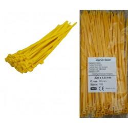 Kabel geel 200x4,8