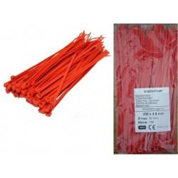 Kabel rood 200x4,8