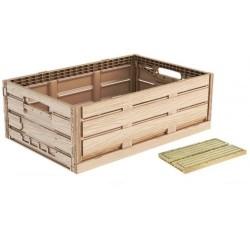 Loods22 Klapkrat 60x40x22 hout