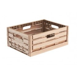 Loods22 Klapkrat 40x30x16 hout