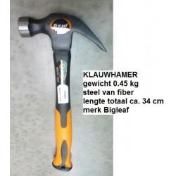 Klauwhamer fiber