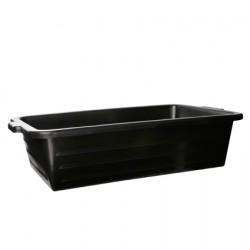 lekbak 40 L zwart