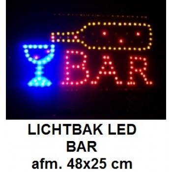 LED bord Bar