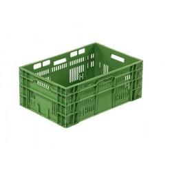 loods22 Stapelkratten groen 24 cm