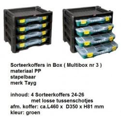 Multibox 03 groot groen