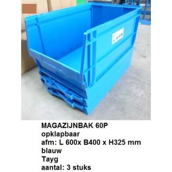 Tayg 60 p blauw