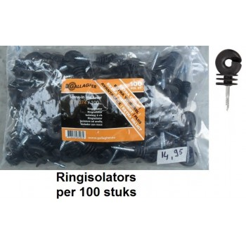 100 Ringisolators
