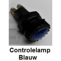 CONTROLELAMP Blauw