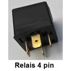 RELAIS 4 Pin