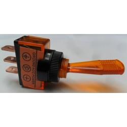Wipschakelaar oranje