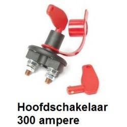HOOFDSCHAKELAAAR  300A