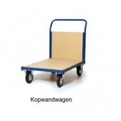 Kopwandwagen 1