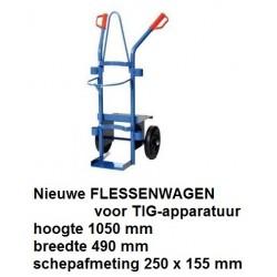 Gasfleswagen TIG