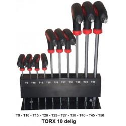 TORX 10 delig