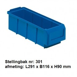 Tayg Stellingbak 301