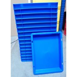 16 Bakken 40x30x7 Blauw