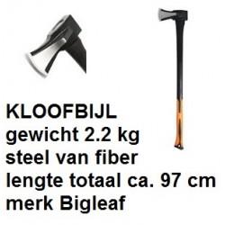 KLOOFBIJL 2200 gram