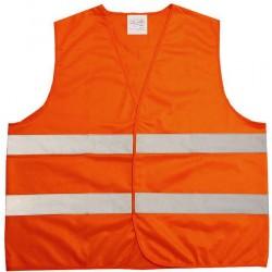 Veiligheidsvest oranje