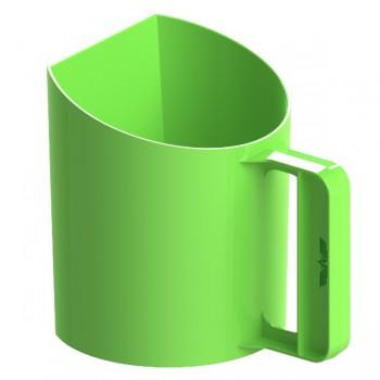 Voerbeker groen