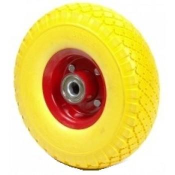 Antilek geel met rood