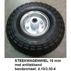 STEEKWAGENWIEL Antilek 16mm