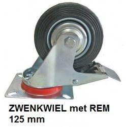 ZWENKWIEL Rem 125 mm