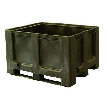 Palletbox zwart